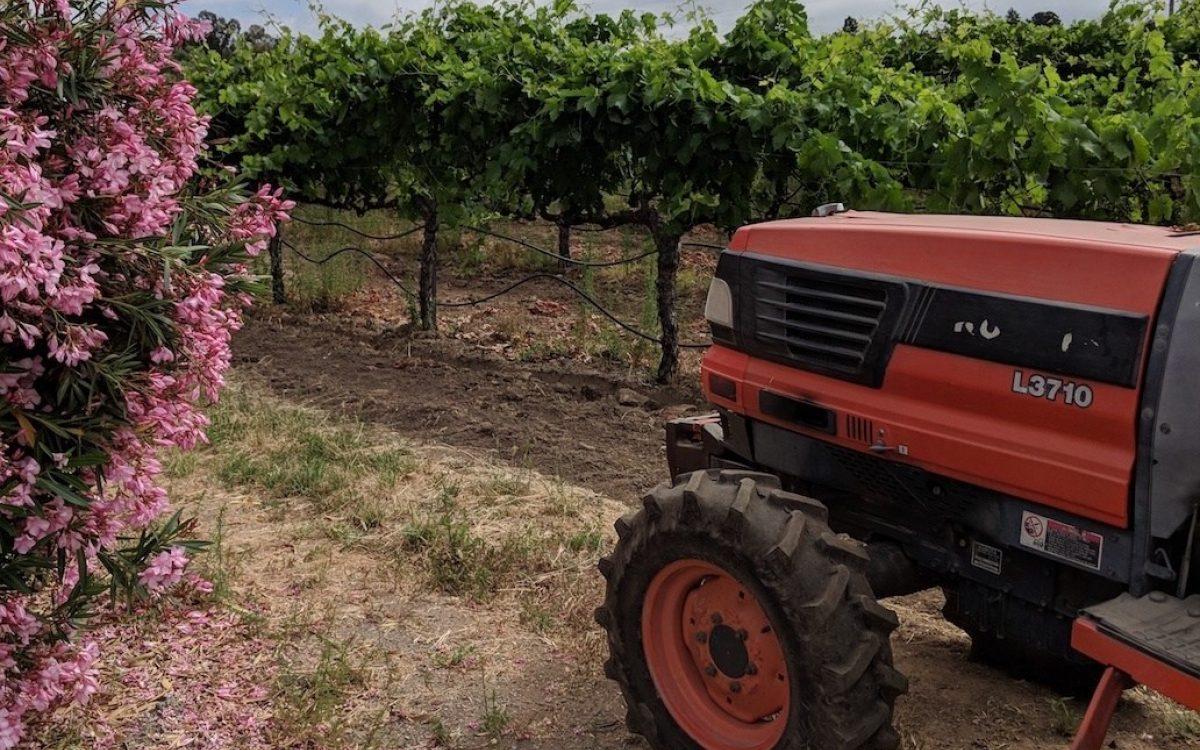 Harvest Moon Tractor