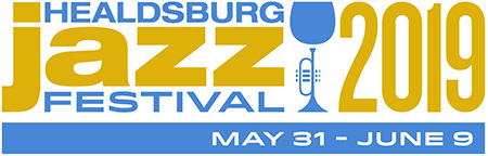 Healdsburg Jazz Festival Logo