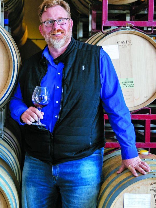 Mike Sullivan Co Owner Winemaker rrwg